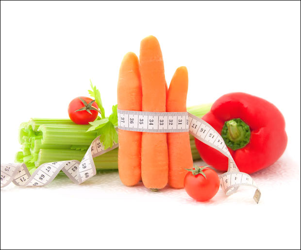 Healthy benefits of following a vegetarian diet plan