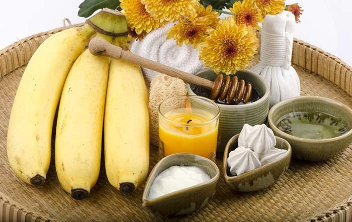 Image result for banana facepack