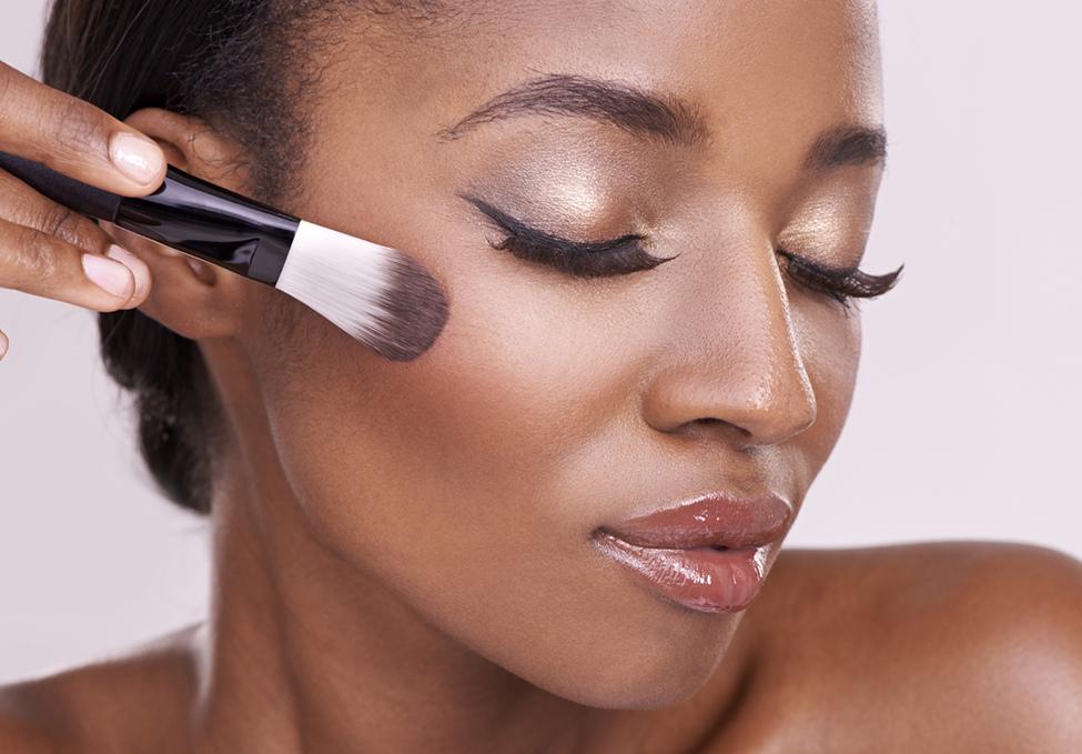 Basic Makeup Tips For Dark Skin Beauties