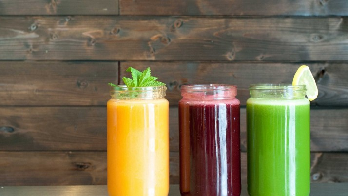 Best juice bars