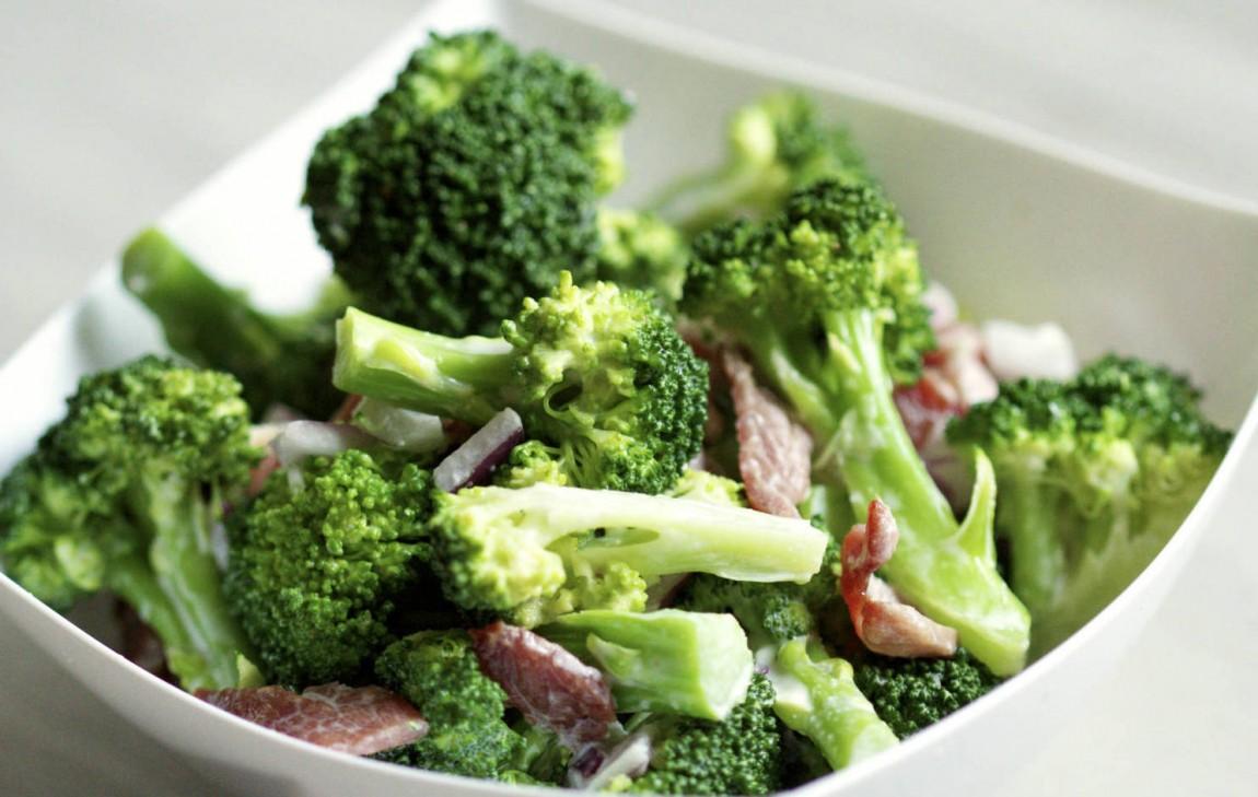 Broccoli's amazing benefits