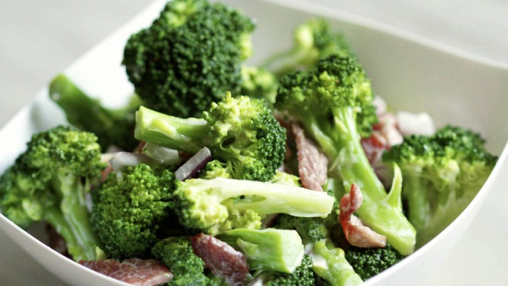 Broccoli's amazing benefits