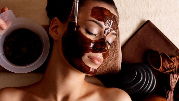 Chocolate Facial At Home