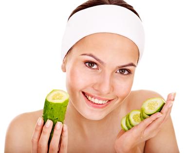 Cucumber Facial Toner For Glowing Skin