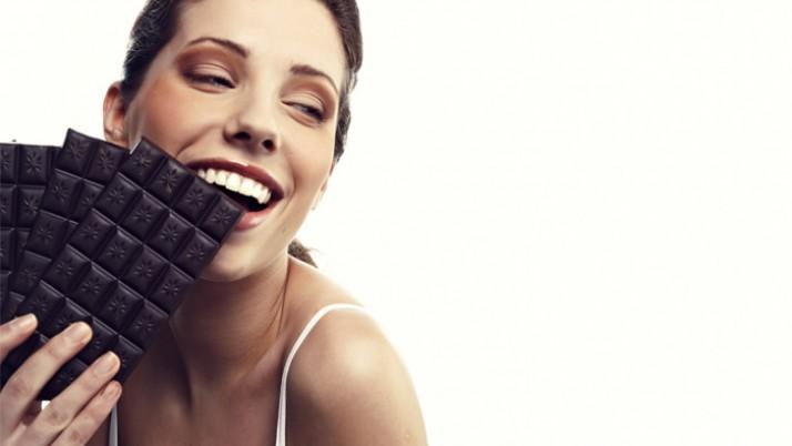 Eat Dark Chocolate fora Healthy Heart