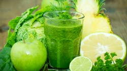 Green smoothie recipe for