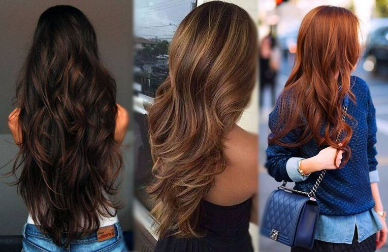Hairstyles for long hair | Beauty and Style