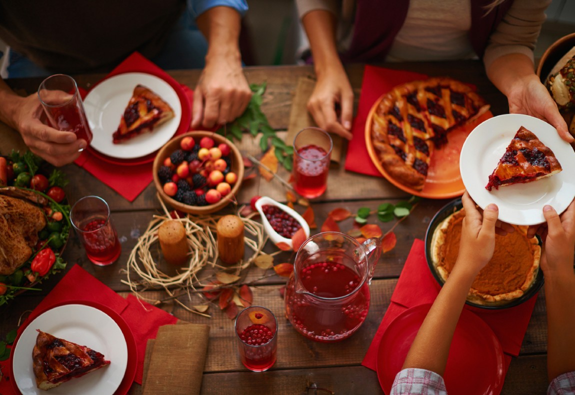 Health Tips to Beat the Dreaded Thanks giving Food Coma