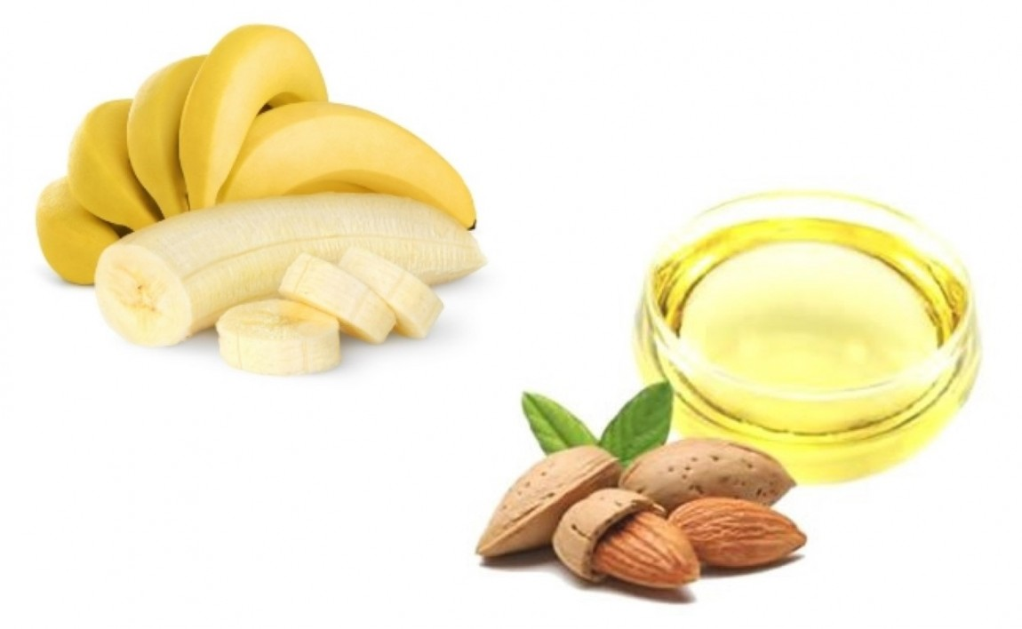 Let Us Tell You How To Make Your Own Banana Hair Mask And How To Take It Off!!