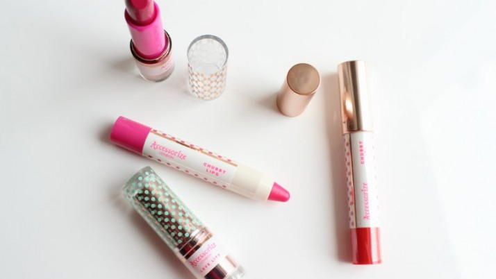 Types Of Lip Makeup Products