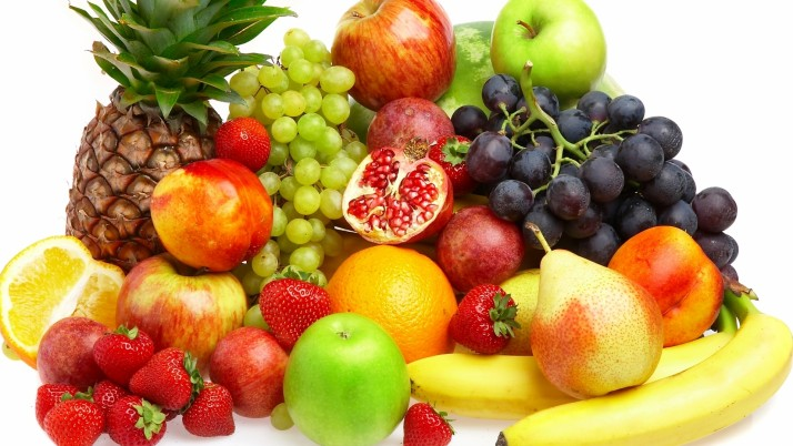 Low-Calorie Fresh Fruits