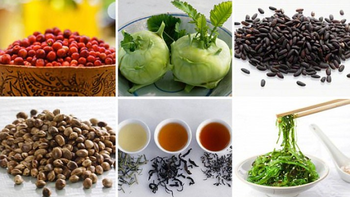 New super foods your kitchen needs
