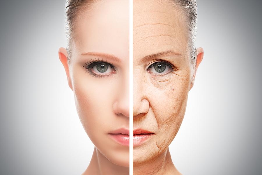 tighten face skin