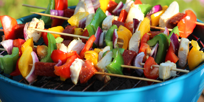 Surprising foods for a healthy BBQ