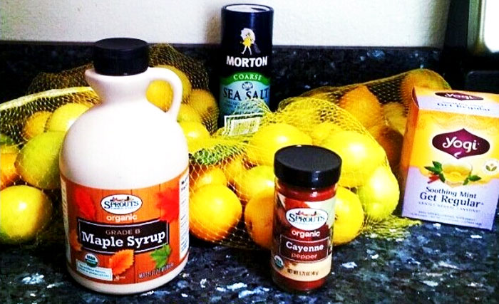The Master Cleanse Diet