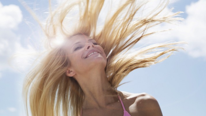 Ways To Protect Your Hair From Summer Sun