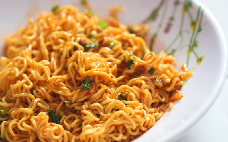 Why You Should Not Eat Instant Noodles
