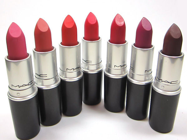Populair Best MAC Matte Lipstick Shades | Beauty and Style #NF22