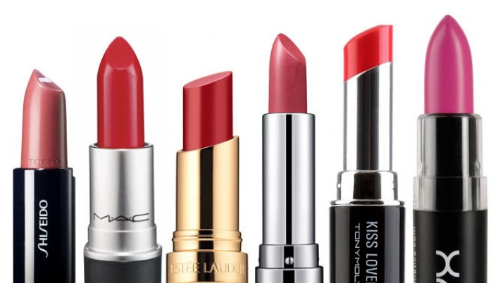 TOP LIPSTICK BRANDS AVAILABLE IN INDIA