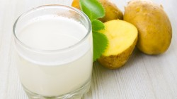 Beauty Recipes of Potato Juice