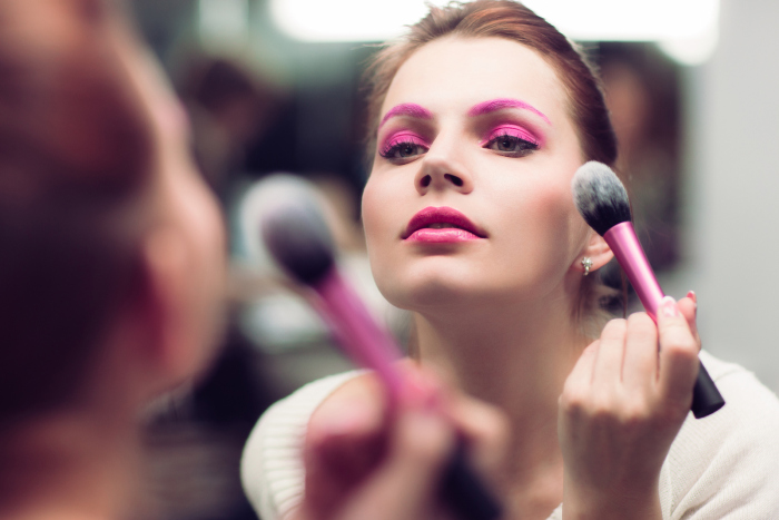 Bright Makeup For All