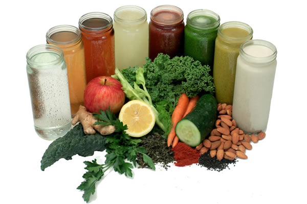 Detox foods that need NO prep