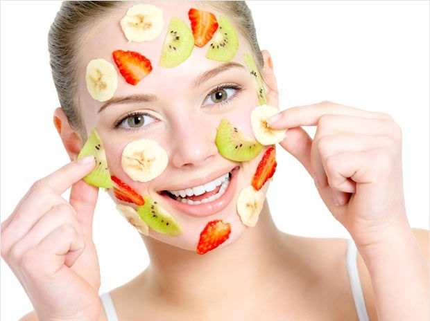 Different Fruit Facial