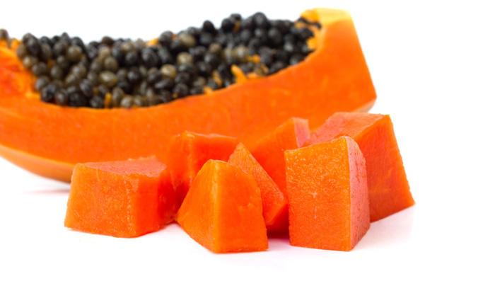 Enzyme Filled Papaya Beauty Finds