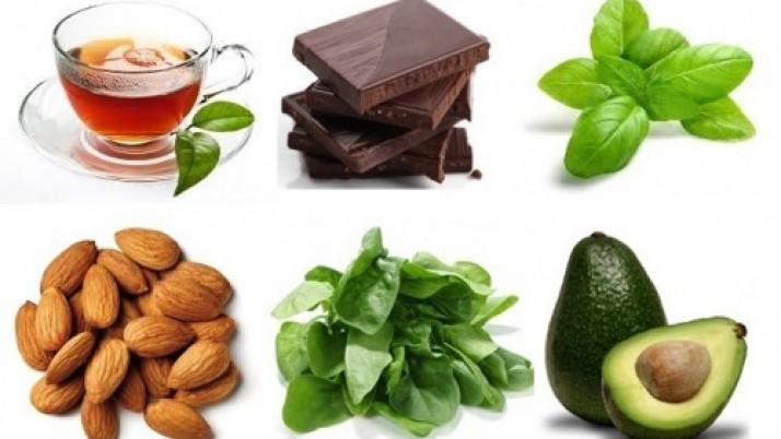 High magnesium rich foods