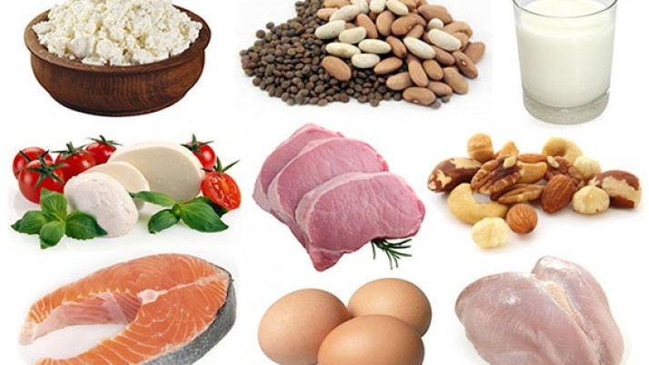 High protein rich foods