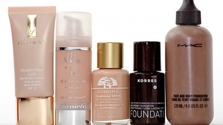 How To Select A Foundation For Acne Prone Skin