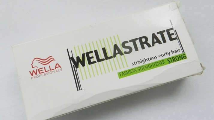 HAIR STRAIGHTENING CREAM