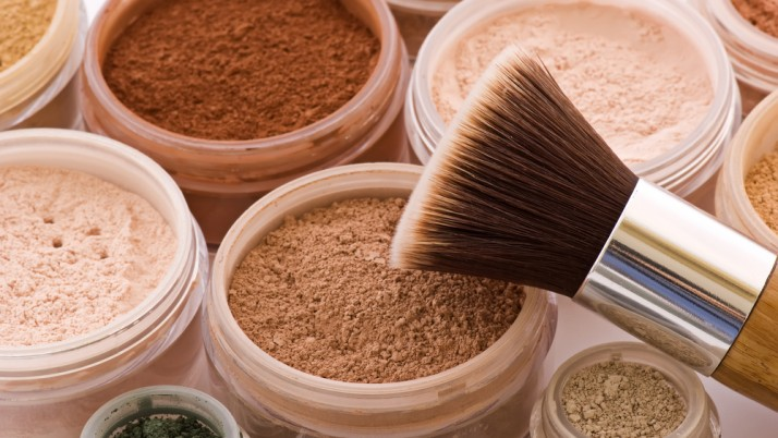 Mineral Makeup!!