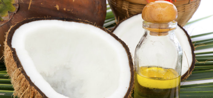 Reasons to love coconut oil