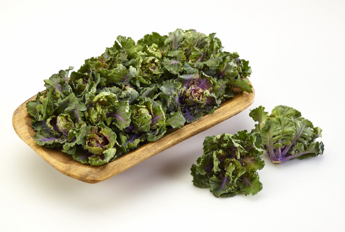 See the Veggie That Wants to Beat Kale as the Next Trendy Super Food