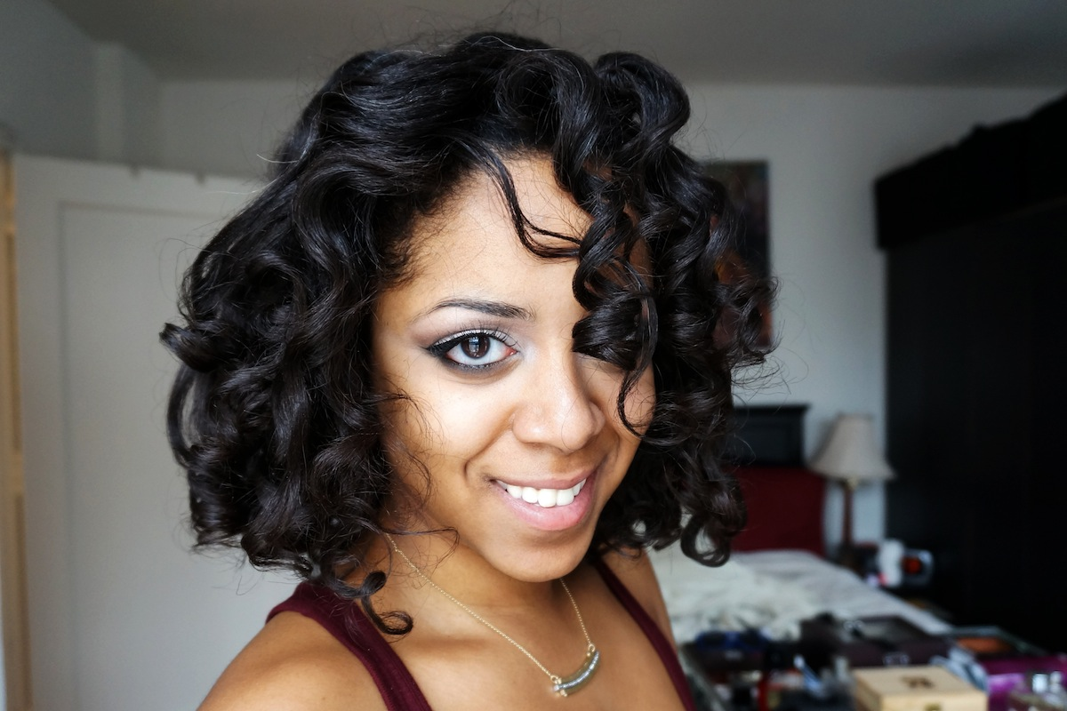Straight perm hair care - How To Perm Straight Hair Simple And Effective Tips To Take Care Of Your Permed