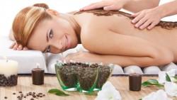 Simple Coffee & Cinnamon Body Scrub for Soft and Supple Skin