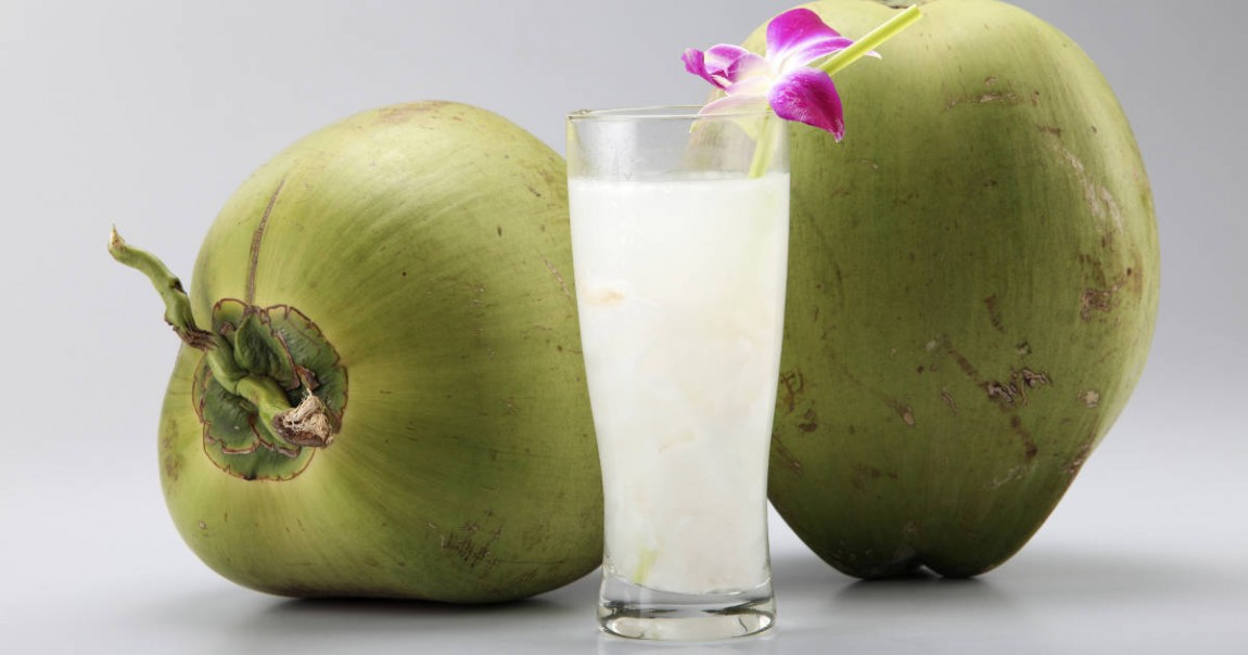 This One-Ingredient Beverage Is the New Coconut Water