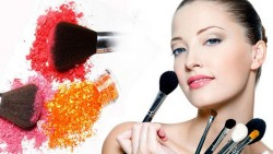 Types Of Essential Face Makeup Brushes