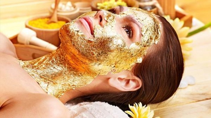 BENEFITS OF GOLD FOR SKIN CARE