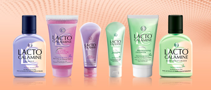 BEST LACTO CALAMINE PRODUCTS