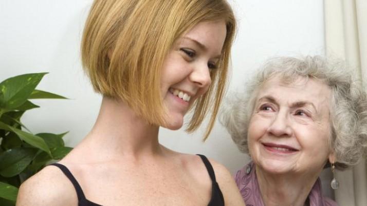 Dear grandma thank you for these beauty secrets