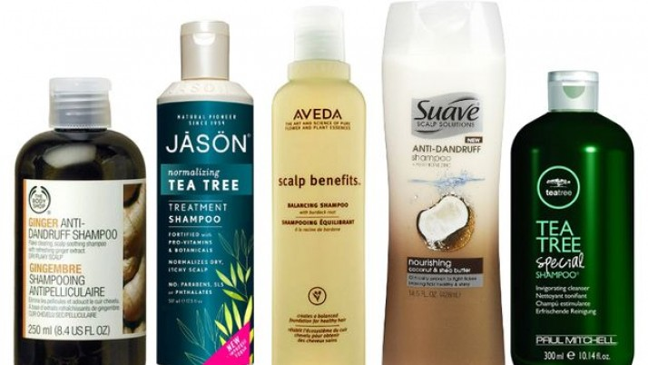 BEST ANTI DANDRUFF SHAMPOOS AVAILABLE IN INDIA