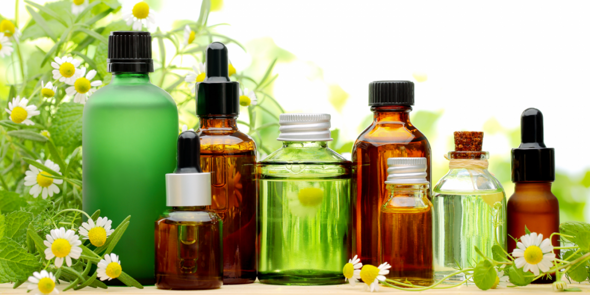 """Beautifying and healing oils"""