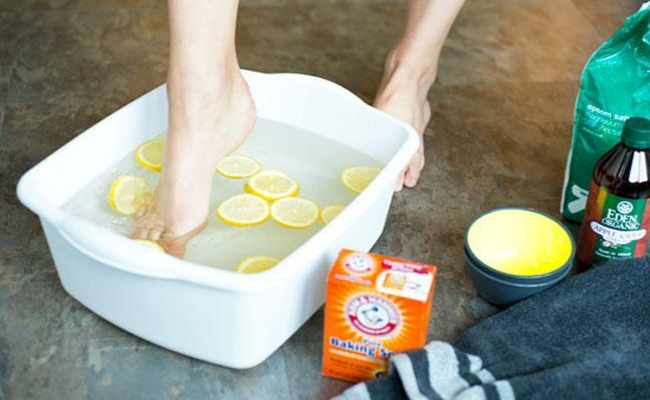 How To Eliminate Foot Odour?