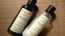 NATURAL SHAMPOOS AVAILABLE IN INDIA