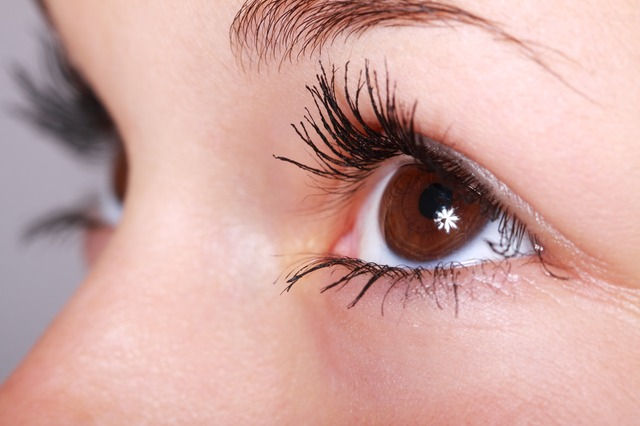 SIMPLE TREATMENTS FOR DANDRUFF ON EYE LASHES AND EYE BROWS