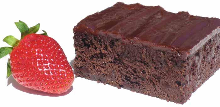 The Healthiest Brownies