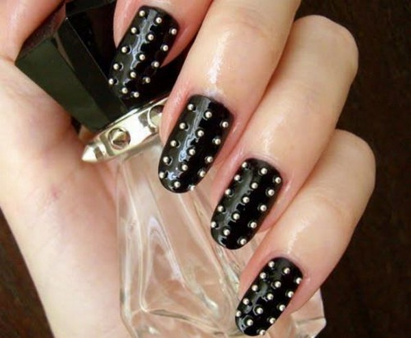 Simple nail art designs by hand best nails 2018 hand paint nail art beauty and style design 4 four prinsesfo Images