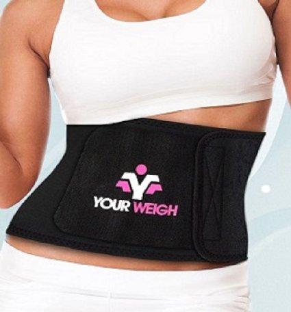 Belly fat burning vibrating belt